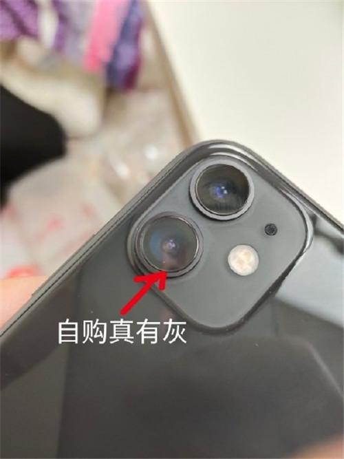 iPhone 11系列曝攝像頭容易進灰
