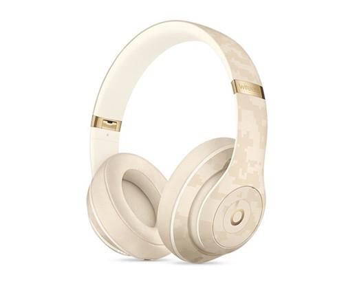 蘋果發布新款Beats頭戴無線耳機