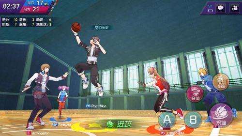 青春篮球破解版安卓下载