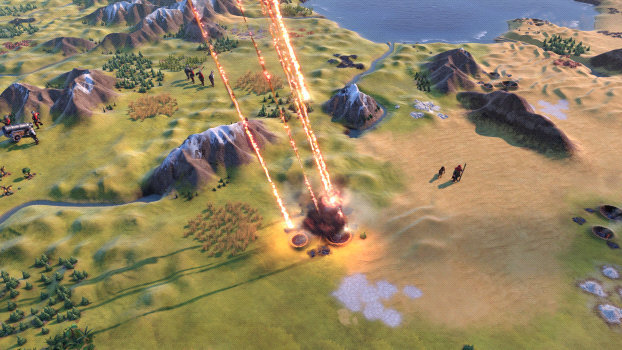 Epic免费送策略游戏《文明6》 下周仍为神秘游戏