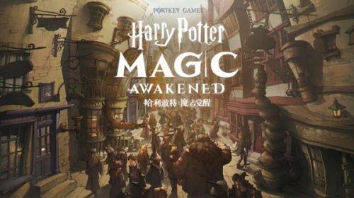 哈利波特:魔法觉醒网易下载