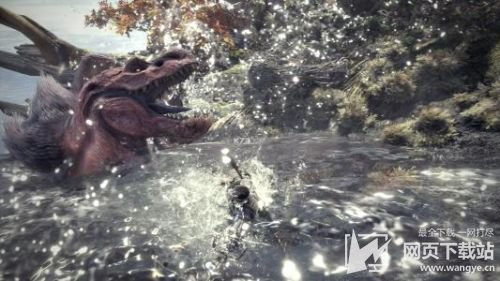 怪物猎人:世界中文破解版下载