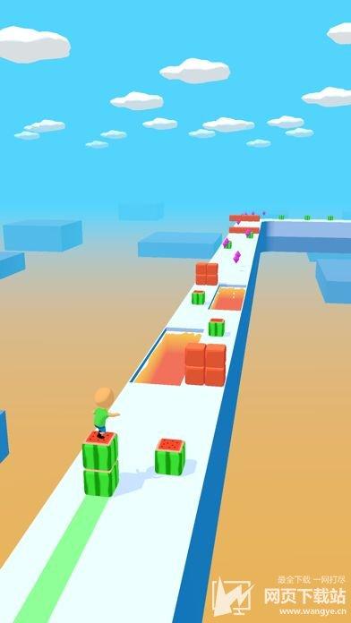 Cube Surfer破解版下载