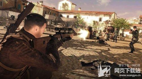 《狙击精英4》Switch版11月17日发售