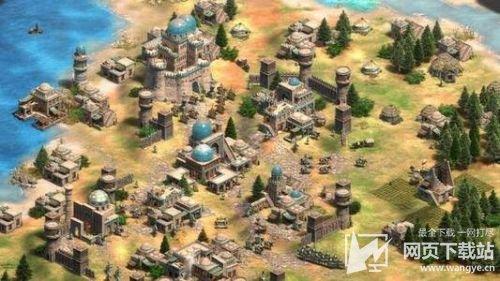 帝国时代2决定版破解版下载