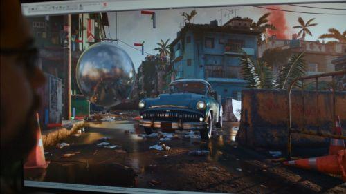 《孤岛惊魂6》和AMD合作 支持光追和可变帧率着色