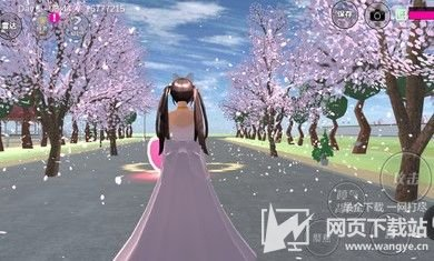 樱花校园模拟器古代版下载
