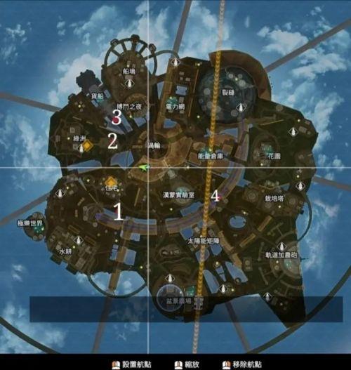 Apex英雄奥林匹克的天际线彩蛋位置分享