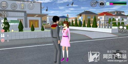 2021樱花校园模拟器最新汉化版下载