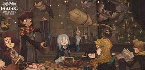 哈利波特魔法觉醒保护小天狼星怎么过